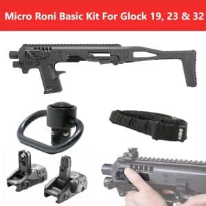 MIC-ROBAS CAA Gearup Micro Roni® Basic Kit for Glock 19, 23 & 32 8