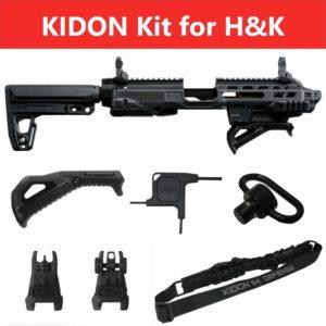 IMI Defense KIDON Innovative Pistol to Carbine Platform for H&K P-2000 FS 2