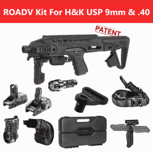 ROADV HK1 CAA Roni Advanced Kit for H&K USP 9mm & .40 7