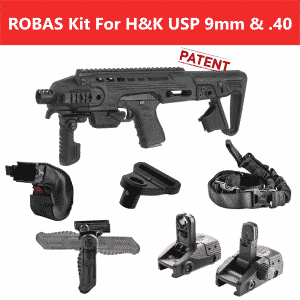 ROBAS HK1 CAA Roni Basic Kit for H&K USP 9mm & .40 12