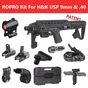 ROPRO HK1 CAA Roni Professional Kit for H&K USP 9mm & .40 19