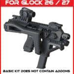 Micro Roni Gen 4 Glock 26-27