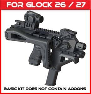 Micro Roni Gen 4 Glock 26-27 3
