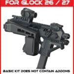 Micro Roni Gen 4 Glock 26-27 Stab