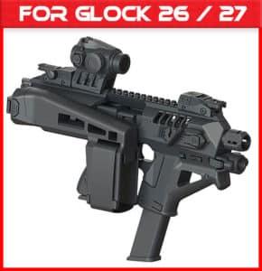 Micro Roni Gen 4 Stab Glock 26-27 with Borders 3