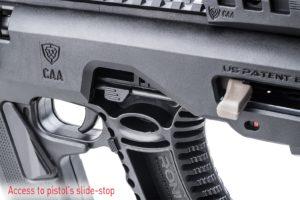 Micro Roni Gen 4 YRSInc CAA Industries 2019 New Model - Trigger 3