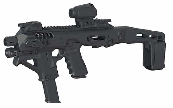 Micro Roni X Stab Gen 4 CAA Industries Glock PDW Conversion Kit - Available for Immediate shipment!