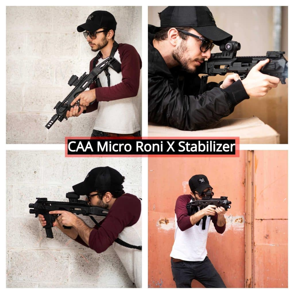 NEW PRODUCT CAA Micro Roni X Stabilizer Gen 4