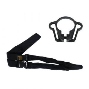 OPS+OPSM CAA Industries One Point Sling & Sling Mount Aluminum + Polymer Made For M4/AR15 3