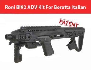 ROADV BI92 CAA Roni Advanced Kit for Beretta Italian 16