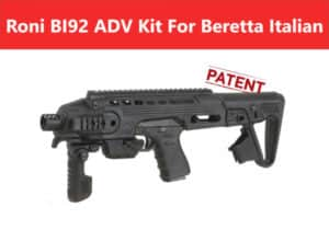 ROADV BI92 CAA Roni Advanced Kit for Beretta Italian 3