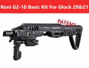 ROBAS G2-10 CAA Roni Basic Kit for Glock 20 & 21 23