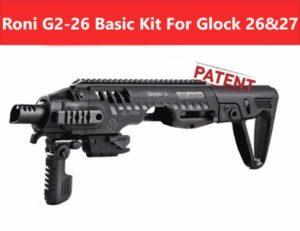ROBAS G2-26 CAA Roni Basuc Kit for Glock 26 & 27 10