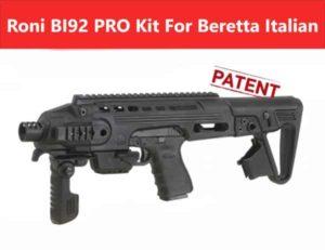 ROPRO BI92 CAA Roni Professional Kit for Beretta Italian 15
