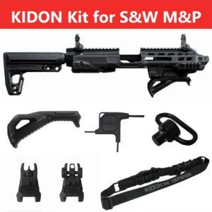 IMI Defense KIDON Innovative Pistol to Carbine Platform for S&W M&P, S&W M&P Pro 5', Girsan & Glock 21/34/35/41 5