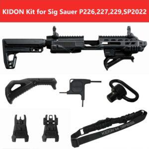 Sig Sauer P226,227,229,SP2022 – 1 3
