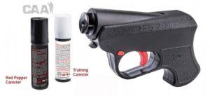 LJPP CAA Tactical Pepper Spray Gun 24