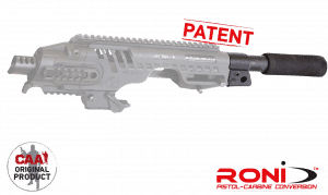 BMX CAA Tactical Roni Stock (Replaces the Original) 8