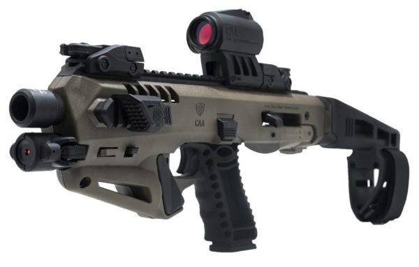 Micro Roni Glock Stab Gen 3