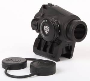 MRDS CAA Gearup 2 MOA Micro Red Dot Sight with Build In Mount 14