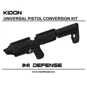 IMI Defense KIDON Innovative Pistol to Carbine Platform for 1911 Officer or Full Sized Rail 285