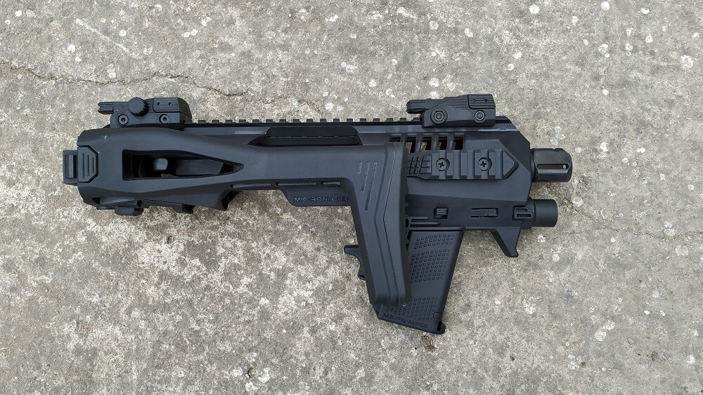 micro roni cz 07 09 collapsed buttstock