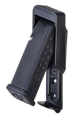 RBSMP Reversed Break Away Single Magazine Carrier for Glock Glock 17, 18, 19, 22, 23, 25, 31, 32 and More 13