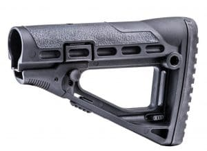 Skeleton Style Collapsible Stock for Commercial or Mil-Spec Tubes (CAA Industries - SBS) 18