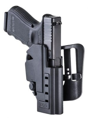 SH1911 CAA Tactical Multi Retention Holster for Non railed Colt 1911, Springfield, Para Ordance, Armscor 1911 & TCM 3
