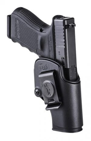 SHSGL1 Ambidextrous Inner Slim Holster for Glock 9mm & 40 cal 17,18,19,22,23,25,31,32 19