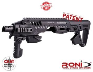 RONI G2-9 CAA Tactical PDW Conversion Kit for Glock 17, 18, 19, 22, 23, 25, 31 & 32 8
