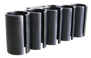 SSM CAA Tactical Five 12 Gauge Shotgun Shell Holder Polymer Made For Picatinny 20