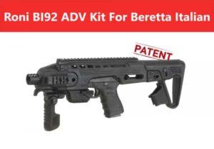ROADV BI92 CAA Roni Advanced Kit for Beretta Italian 3