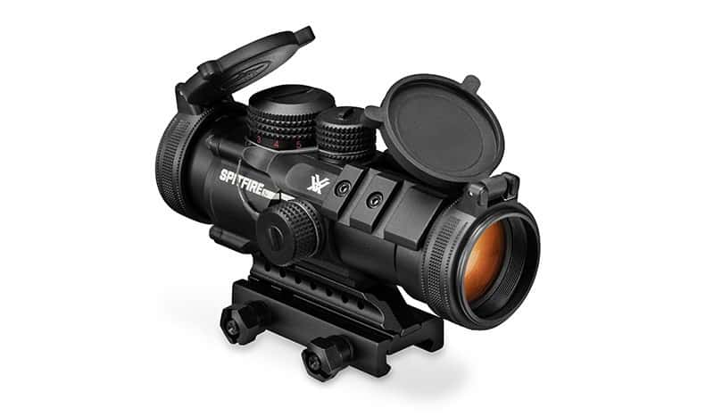 Vortex Optics SPR-1303 Spitfire 3x Review by an Ex Law Enforcement from Russia 1