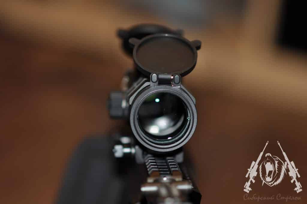 Vortex Optics SPR-1303 Spitfire 3x Review by an Ex Law Enforcement from Russia 13