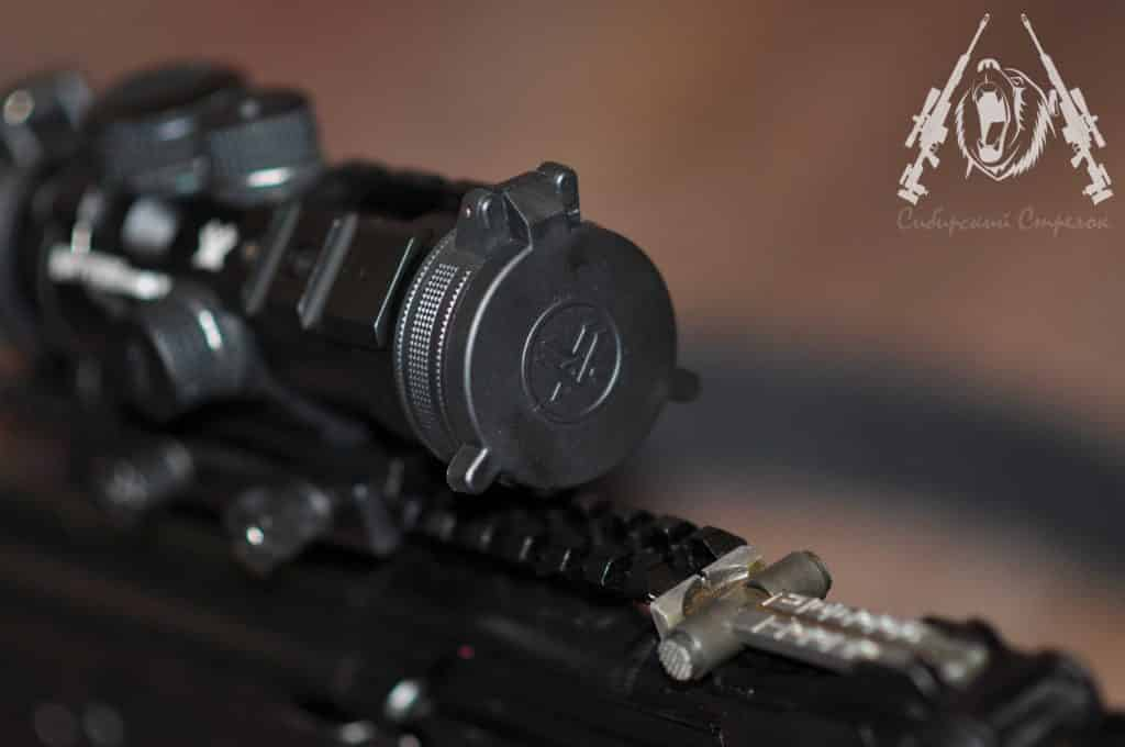 Vortex Optics SPR-1303 Spitfire 3x Review by an Ex Law Enforcement from Russia 16