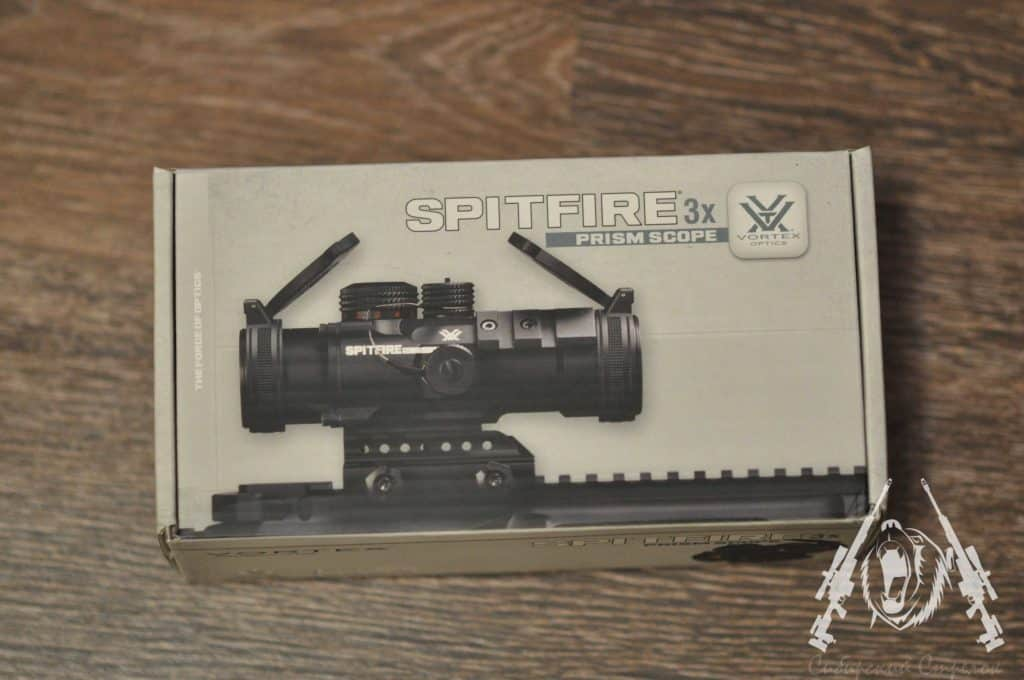 Vortex Optics SPR-1303 Spitfire 3x Review by an Ex Law Enforcement from Russia 5