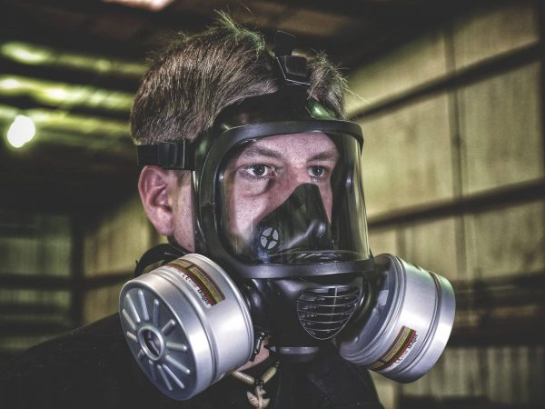 MIRA Safety gas mask for sale