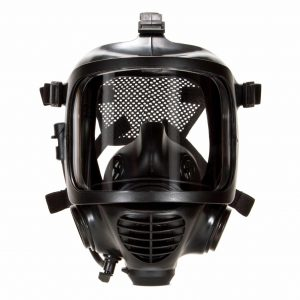 Military Gas Mask Full-Face - Protects Against CBRN Agents, Industrial Toxic Gases and More (MIRA Safety CM-6M) 3