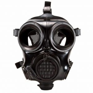 Military Gas Mask - Protects Against CBRN Agents, Industrial Toxic Gases and More (MIRA Safety CM-7M) 2