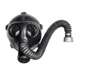 MIRA Safety CM-2M Child Gas Mask - Full-Face Protective Respirator for CBRN Defense 2