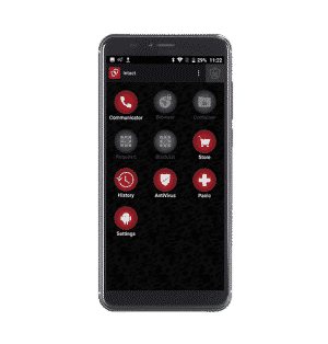 IntactPhone Bond is the best phone for security and privacy - most secure encrypted mobile device for sale for Individuals and Businessmen 1
