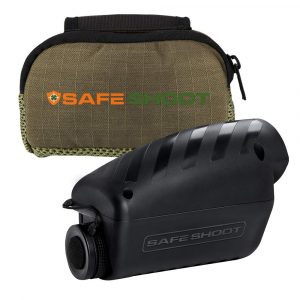 SafeShoot Defender Shooter Bag with Shooter 3