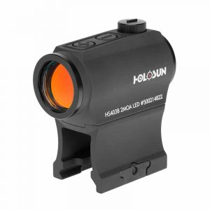 Holosun HS403B Red Dot / Circle Dot Reflex Sight With Shake Awake 16
