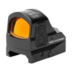 Holosun HS507C-V2 Red Dot  / Circle Dot Reflex Sight with Solar Panel 19