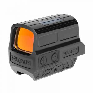 Holosun HE512C-GD Orange Dot / Circle Dot Reflex Sight With Solar Panel 13