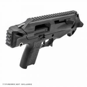 Fire Control Unit X01 - FCU X01 is a PDW SIG P320 Chassis System - FCU X01 Generation 2 1