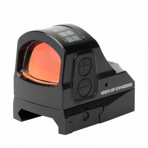Holosun HE507C-GR V2 Green Dot  / Circle Dot Reflex Sight with Solar Panel 8