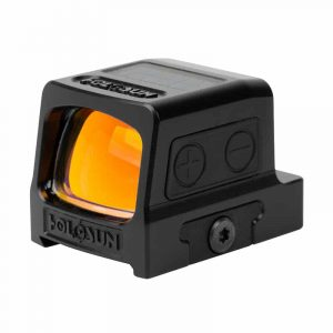 Holosun HE509T-RD Red Dot / Circle Dot Reflex Sight With Solar Panel and Titanium 11