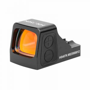 Holosun HS407K Red Dot / Circle Dot Reflex Sight With Shake Awake 236